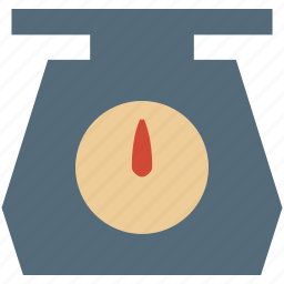 home appliances, weight checker, weight device, weight machine icon