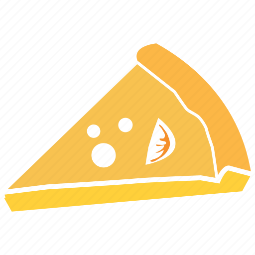 fast food, pizza, pizza slice, slice icon