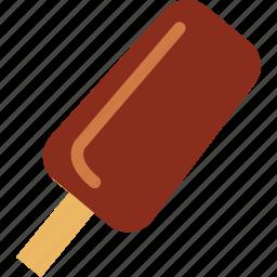 choc bar, chocolate, dessert, ice cream, sweet icon