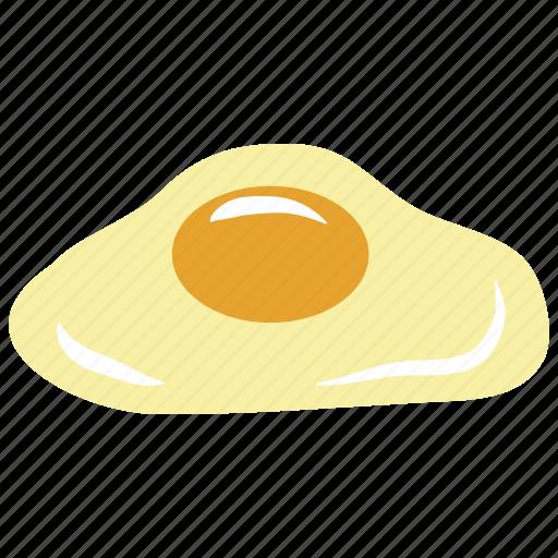 breakfast, egg, food, fried egg icon