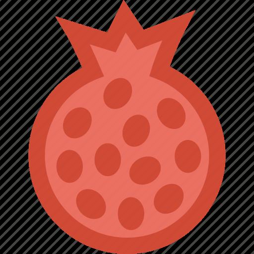 food, fresh food, fruit, healthy, healthy food, pomegranate icon