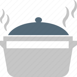 food, food pot, hot food, hot pot, steam icon