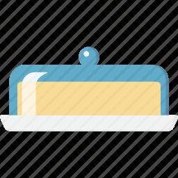 butter, margarine icon