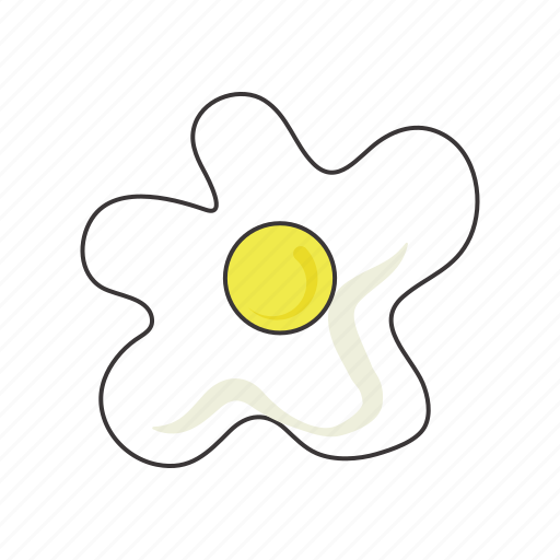 Egg, fried icon - Download on Iconfinder on Iconfinder