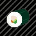 japanese, sushi icon