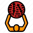 barbecue, bbq, cooking, grill, meat icon