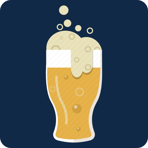alcohol, beer, foam, full, jug, mug, pub icon