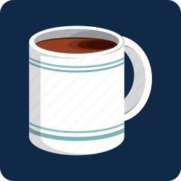 cappuccino, cocoa, dark, drink, gourmet, hot, warm icon
