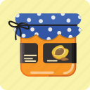 apricot, compote, confiture, conserve, food, jam, jelly icon