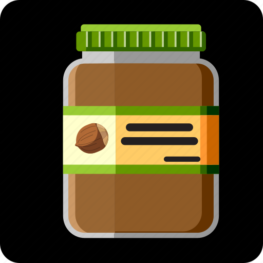 butter, food, nut, nutritious, peanut, protein icon