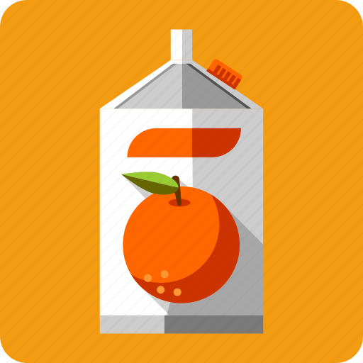 beverage, container, drink, fresh, fruit, juice, orange icon