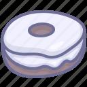 bread, cake, donute icon