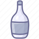 alcohol, drink, drinking, guzzle, liquor, spirits, wine icon