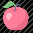 apple, fruit, fruits icon