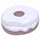 cake, chocolate, donute icon