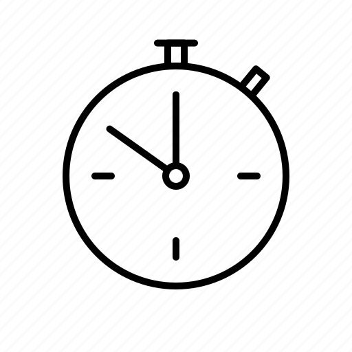 football, sport, stopwatch, time, watch icon