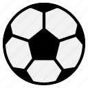 ball, football, game, gaming, soccer, sports icon