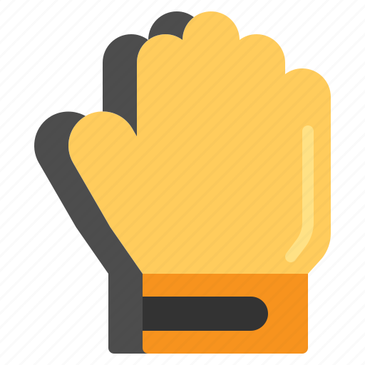 Equipment, football, game, gloves, goalkeeper, soccer icon - Download on Iconfinder