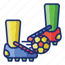 assist, football, soccer, sport icon