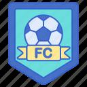 club, soccer, football