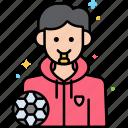 coach, referee, sport, whistle icon