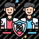 derby, man, person, user icon