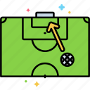 delivery, free, kick, shipping icon