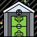 football, indoor, soccer, sport icon
