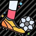 energy, kick, off, power icon