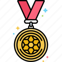 award, medals, prize, winner icon