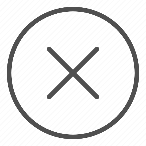 check, disabled, done, prohibited, sign icon