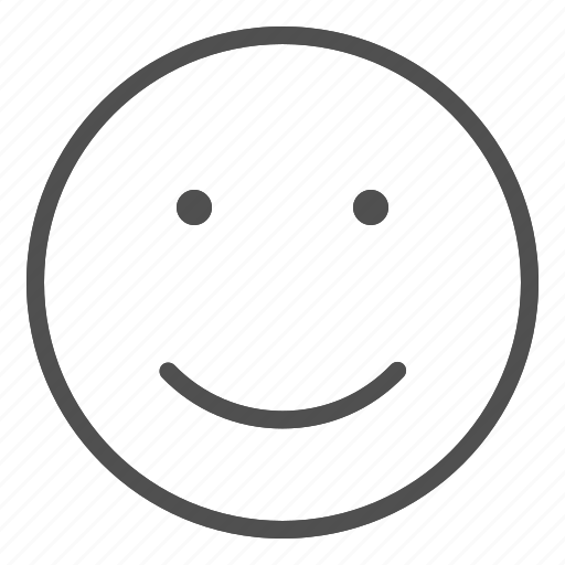 emoji, face, happy, like, smile icon
