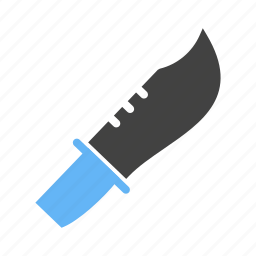 big, cutter, huge, knife icon