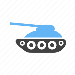 army, fighting, for, tank icon