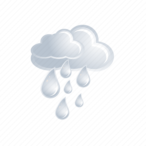 cloud, cloudy, drop, forecast, rain, storm, weather icon