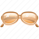 eyeglass, eyeglasses, eyewear, glass, glasses, sunglasses icon