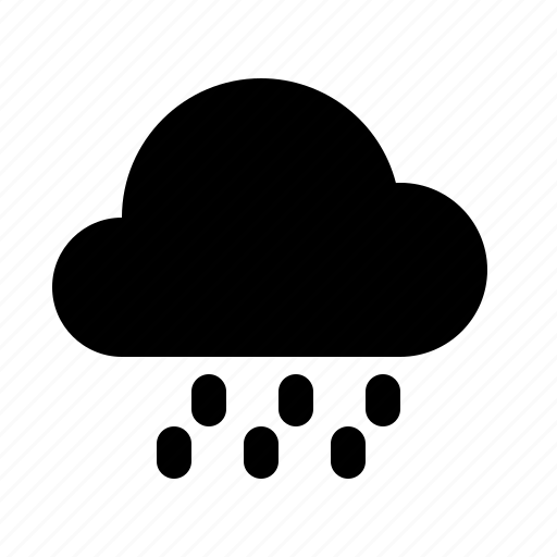 atmosphere, cloud, condition, forecast, rain, weather icon