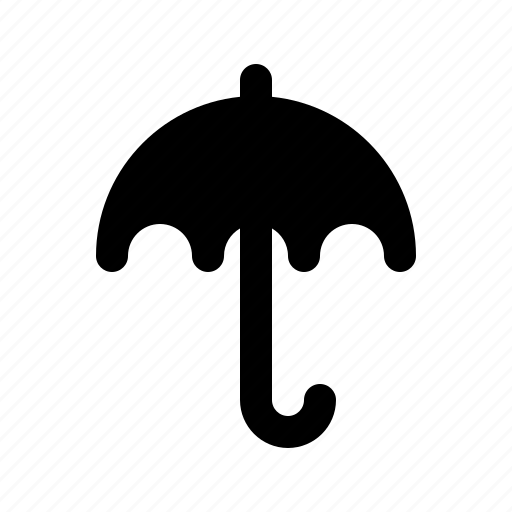 atmosphere, atmospheric, condition, forecast, rain, umbrella, weather icon