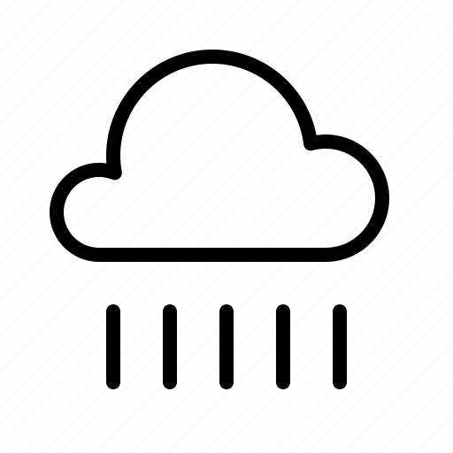 atmosphere, atmospheric, condition, forecast, rain, strong, weather icon