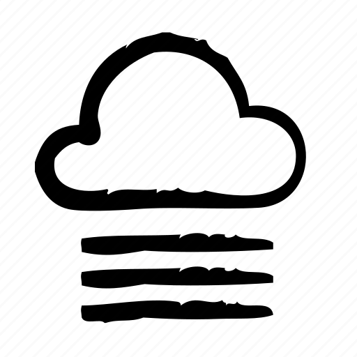 atmosphere, atmospheric, cloud, condition, fog, forecast, weather icon