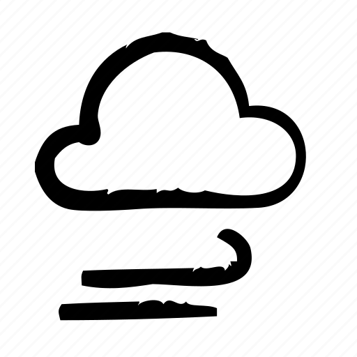 atmosphere, atmospheric, cloud, forecast, rain, weather, wind icon
