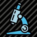 forensic, laboratory, microscope