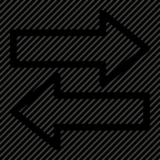 app, arrow, down, left icon, right iocn icon
