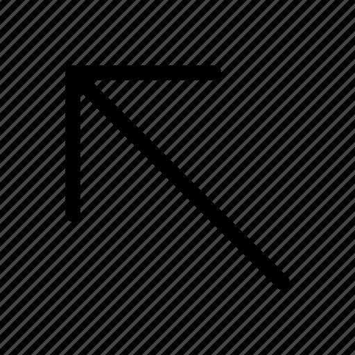 arrow, top icon, up icon icon