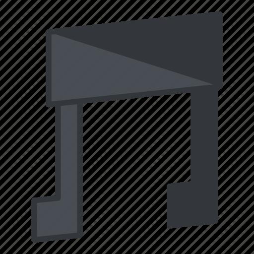 audio, format, media, multimedia, music, sound icon