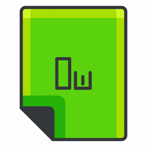 Ow, document, extension, file, format, page icon - Download on Iconfinder