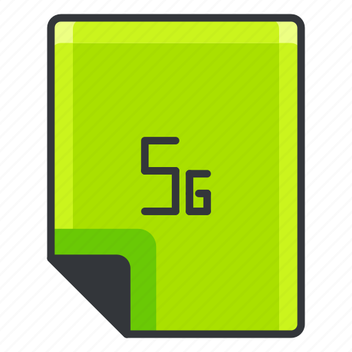document, extension, file, format, page, sg icon