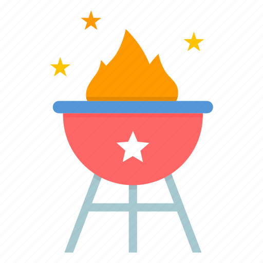 Barbecue, holiday, independence day, july 4 icon - Download on Iconfinder