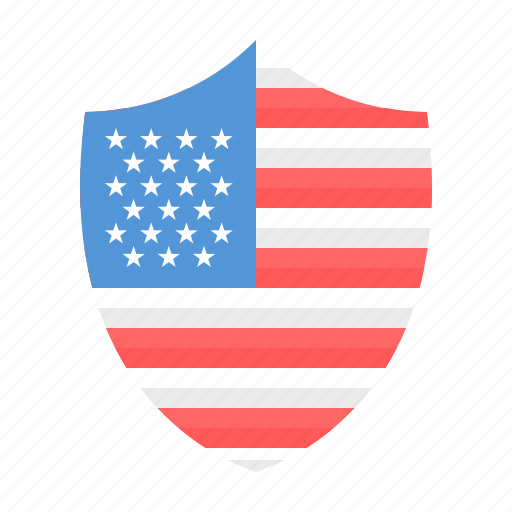 america, independence day, shield, usa icon