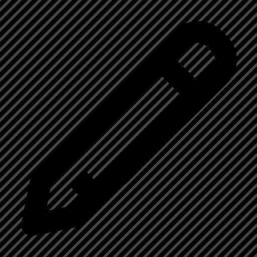 basic, mix, office, pen, stationary icon